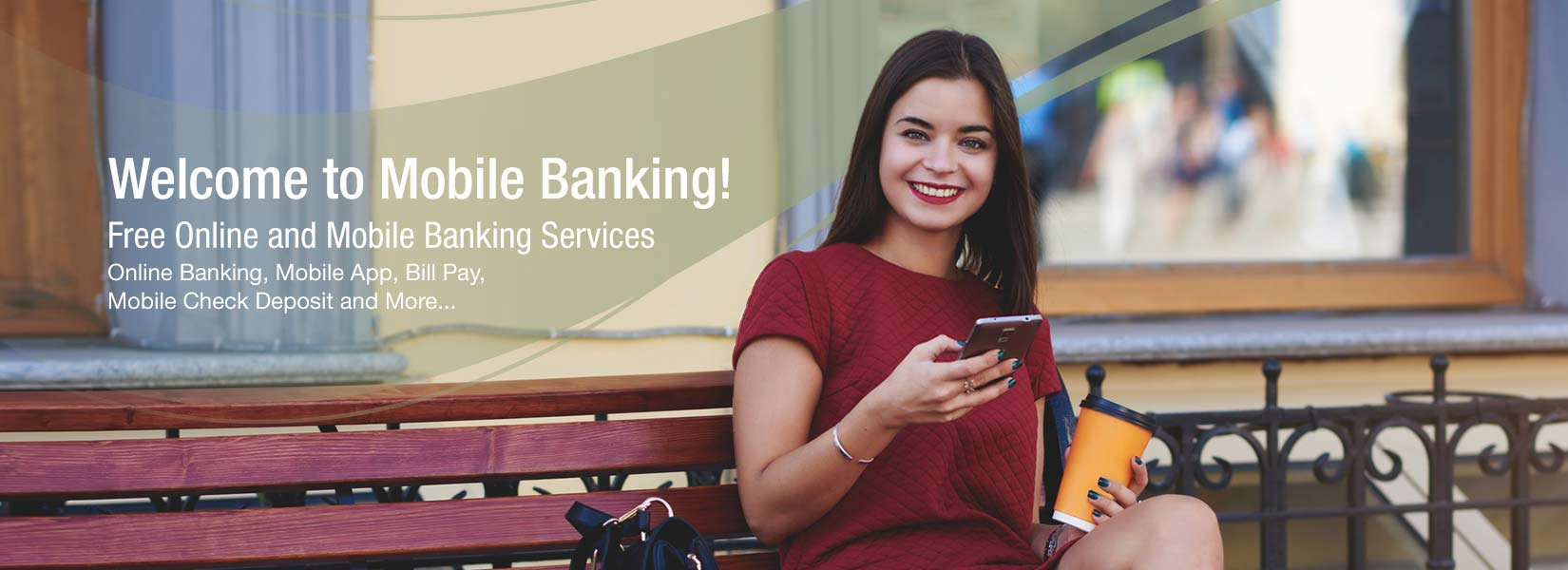 Mobile Banking at your finger tips!